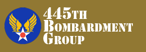 445th Bombardment Group Website Logo